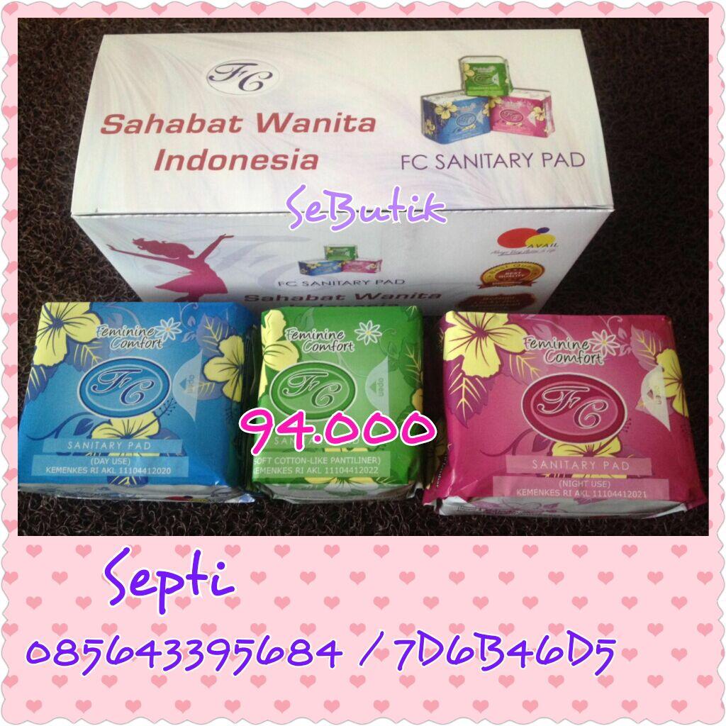 Promo Lucky Box Avail Septi Day Pembalut Luckybox Dpn Sebutikcom