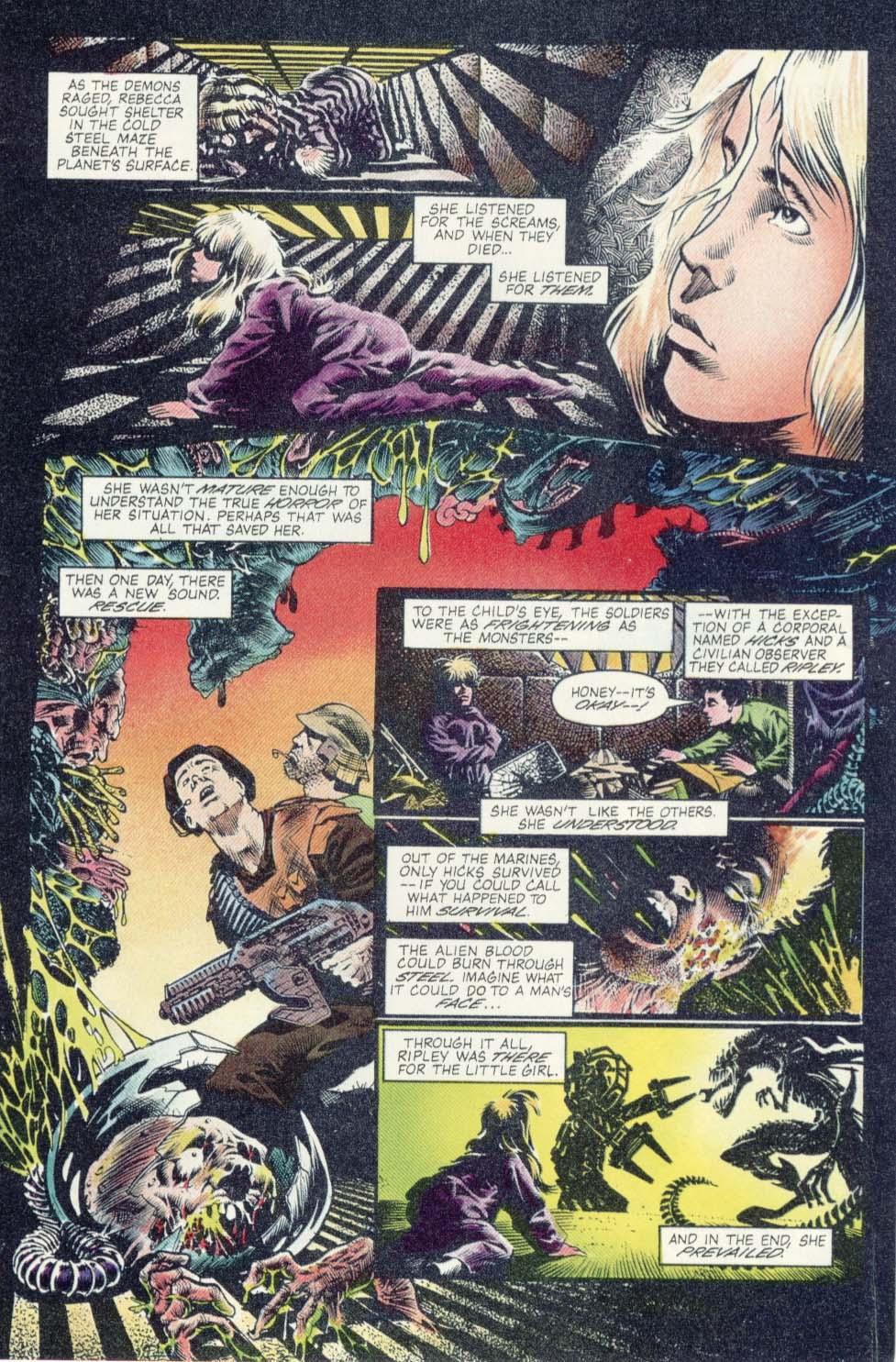 Read online Aliens: Earth War comic -  Issue #1 - 5