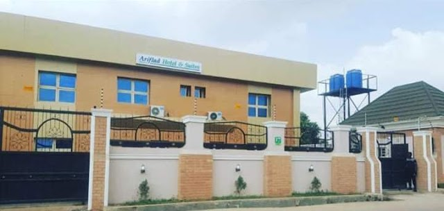 ARIFLAD HOTEL & SUITES TAKES OVER HOSPITALITY BUSINESS IN LAGOS