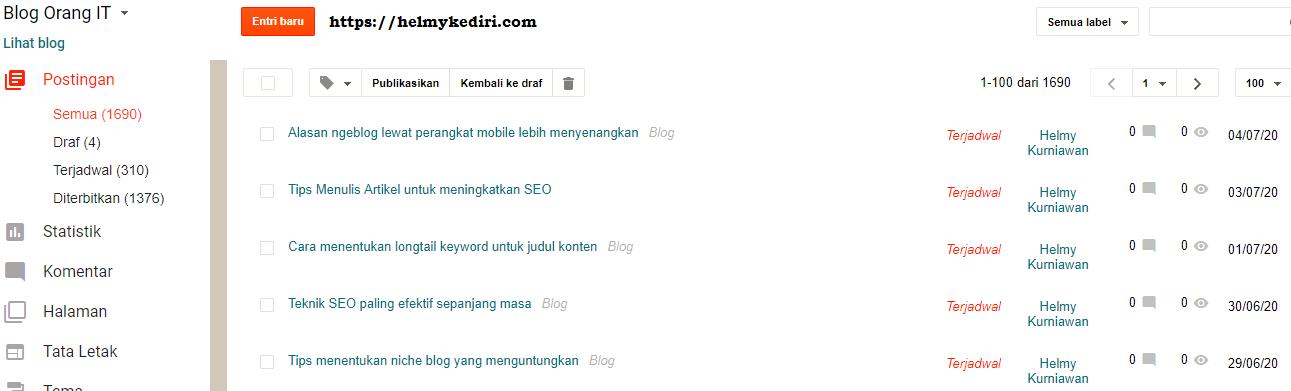 blog orang it