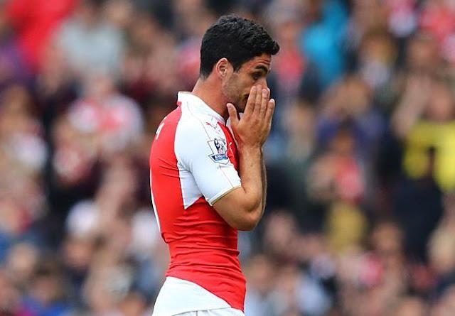 Tak Pantas Untuk Arsenal, Arteta Gabung City?