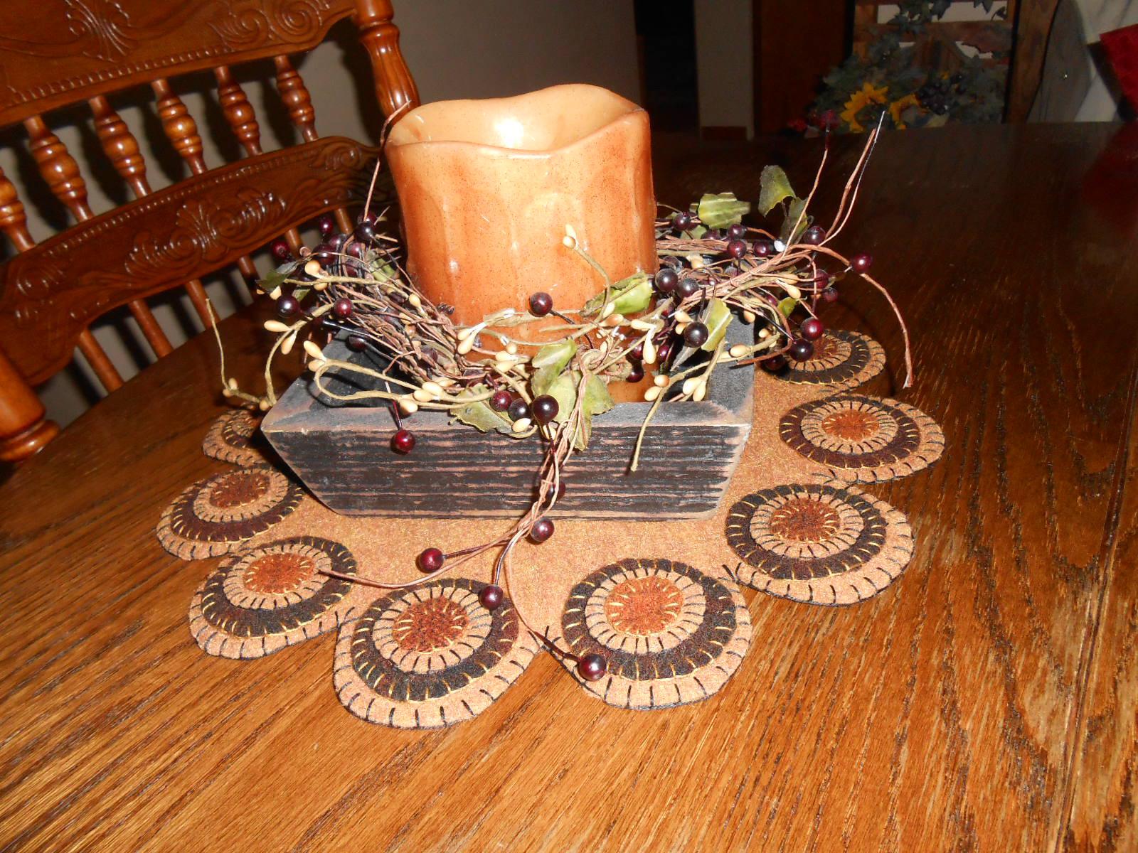 Kkl Primitives Selling Blog Primitive Brown Rust