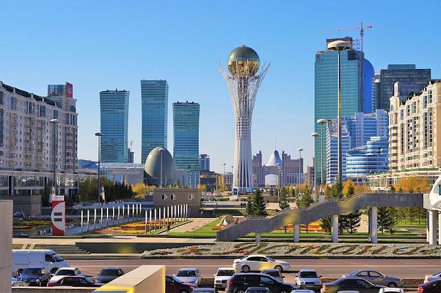 Куда поехать из Томска на выходные - Астана