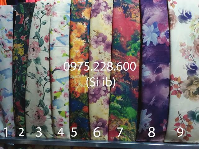 Xu hướng Chất liệu vải thời trang được ưa chuộng cuối năm 2017