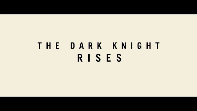 The Dark Knight Rises teaser trailer analysis