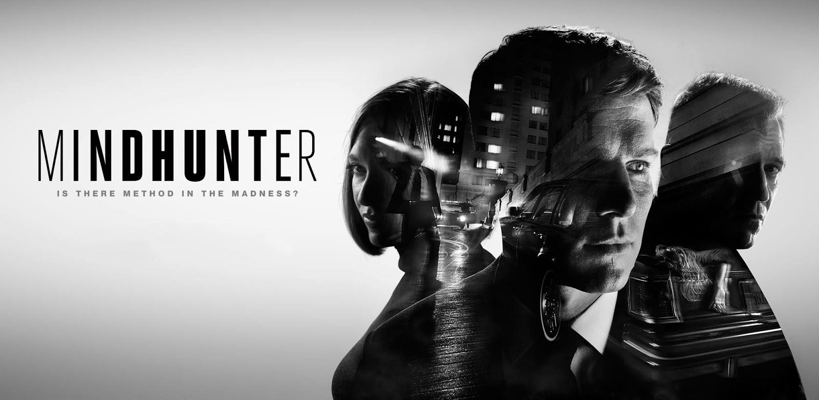 Mindhunter Poster Netflix Banner