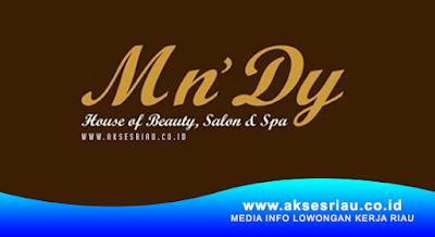 Lowongan Mn'Dy Hob Salon & Spa Pekanbaru Februari 2018