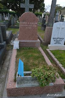 Juan Jorge Clulow Cementerio Británico Uruguay Fútbol Peñarol visitas guiadas