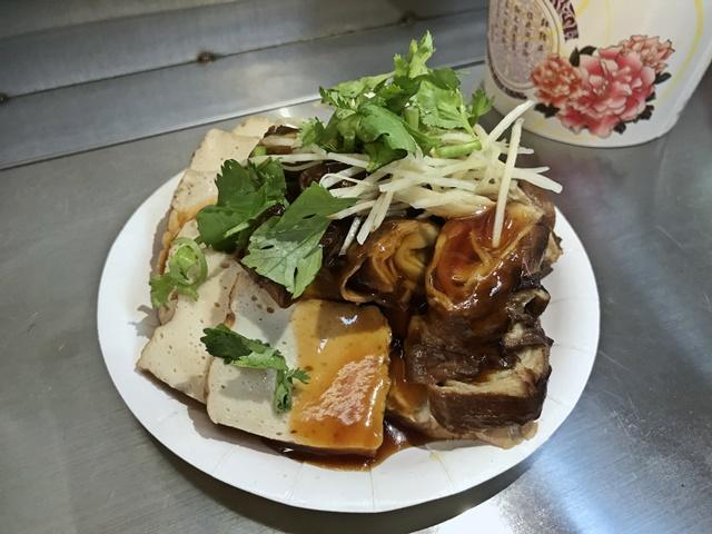食之味蔬食~台北濱江市場素食