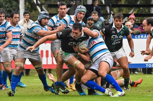 Tucumán Rugby, primero entre los mejores del país