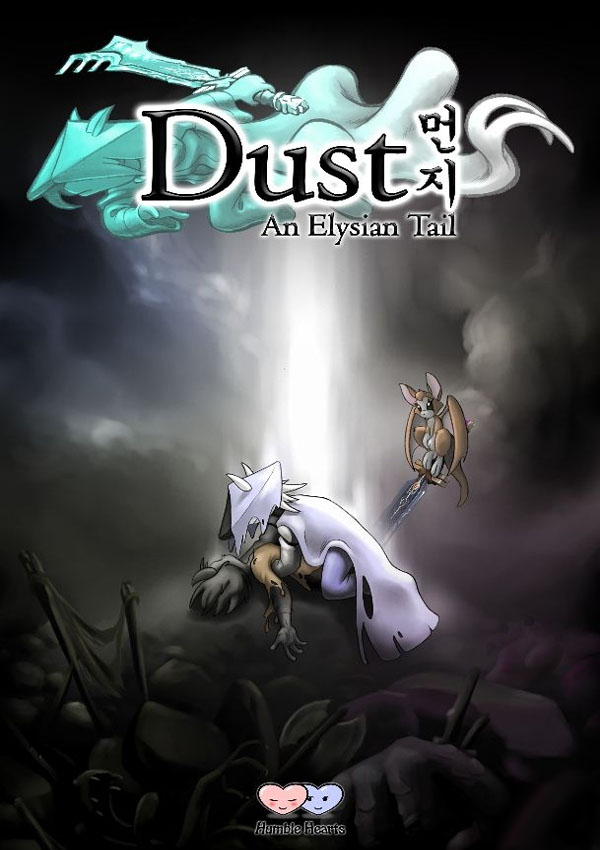 Dust an Elysian Tail Download Cover Free Game