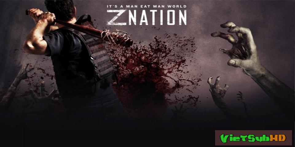 Phim Cuộc Chiến Zombie (phần 2) Hoàn Tất (15/15) VietSub HD | Z Nation (season 2) 2015
