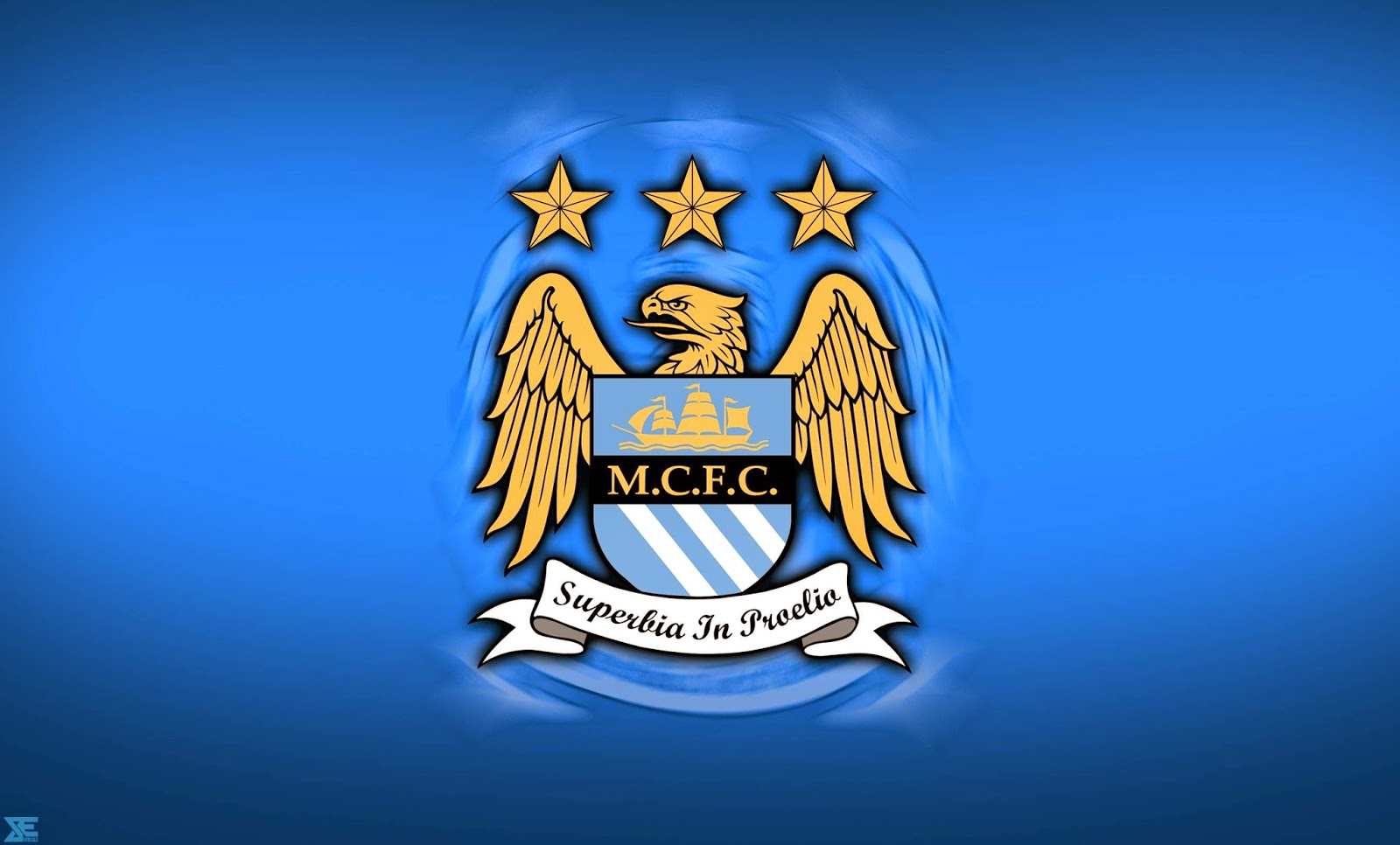 Man City: Manchester City Football Club Wallpaper