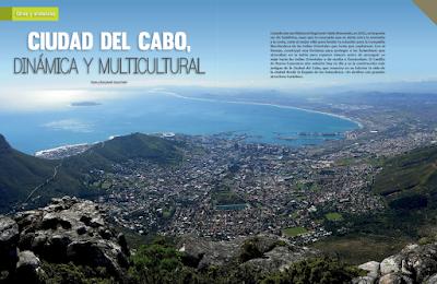 Ciudad del Cabo, Dinámica y Multicultural