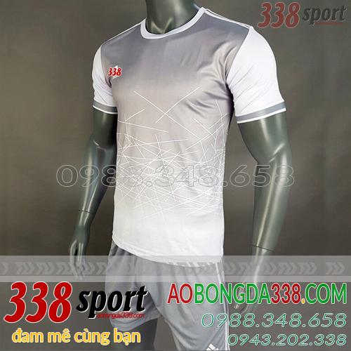 áo bóng đá không logo adidas aro