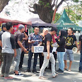 Mahasiswa Sidrap Galang Dana Tsunami Sulteng, Polisi NasDem: Anak Muda Hebat