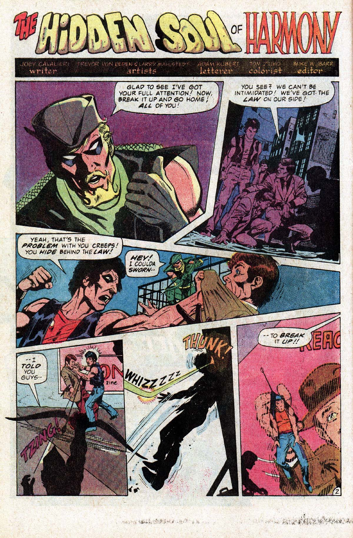 Read online World's Finest Comics comic -  Issue #279 - 19