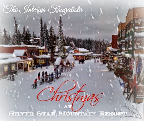 Our Christmas at Silver Star Mountain Resort