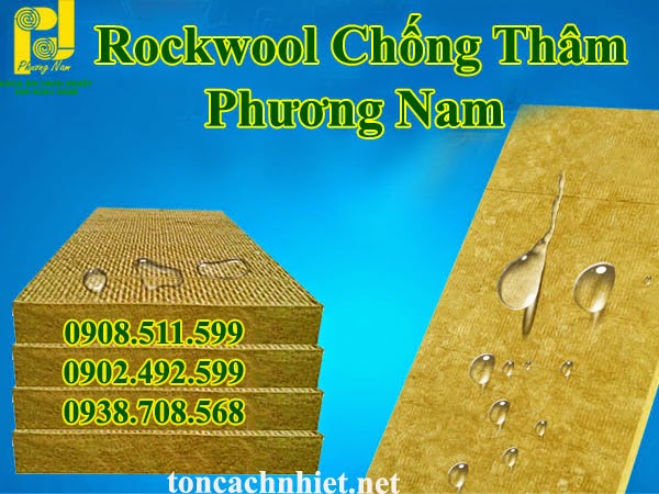 Panel Rockwool chống Thấm