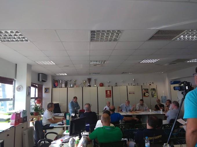 Το πρόγραμμα των δύο ομίλων της Β΄ ΕΚΑΣΘ ανδρών-Ο τρόπος διεξαγωγής του πρωταθλήματος-Συνεχής ανανέωση