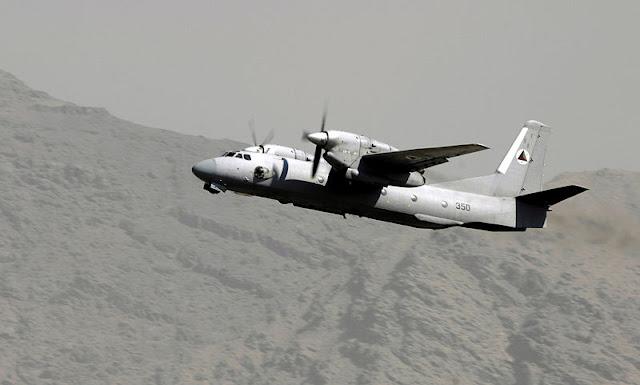 Gambar 8. Foto Pesawat Angkut Militer Antonov An-32