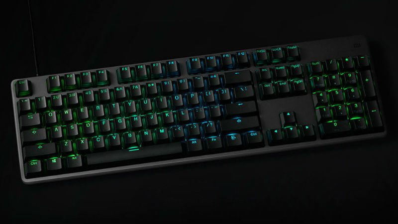 Xiaomi Going To Launches Dirt  Mechanical Keyboard for Gamers