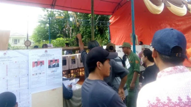 Pemungutan Suara Ulang di Tangerang, Prabowo Menang Jauh