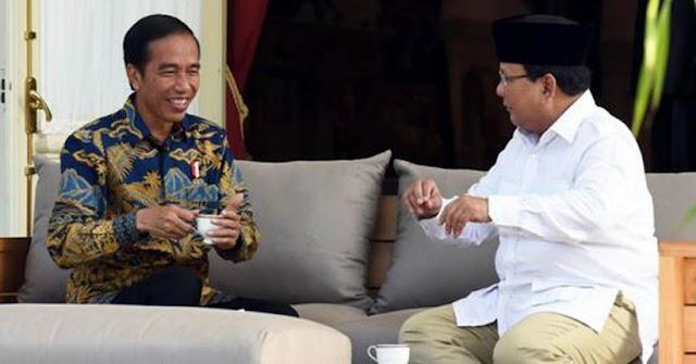 Pertemuan Prabowo Dan Jokowi Dalam Waktu Dekat