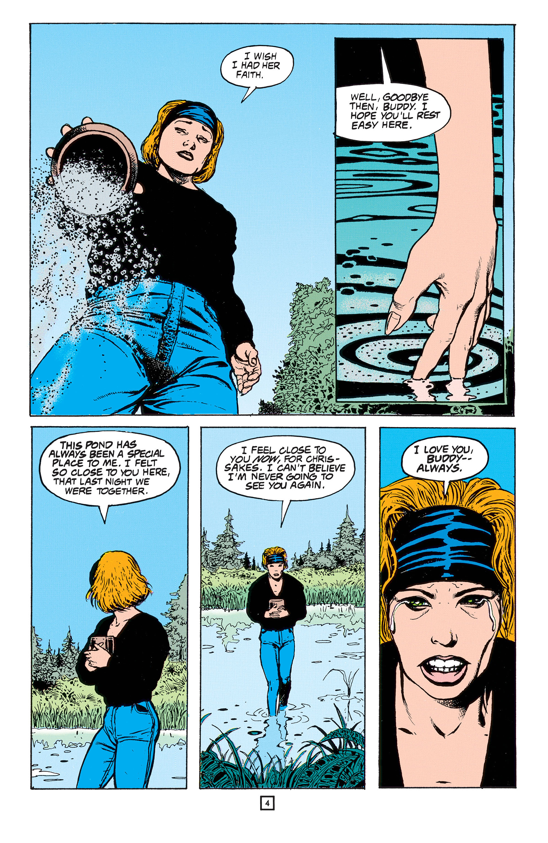Read online Animal Man (1988) comic -  Issue #53 - 5