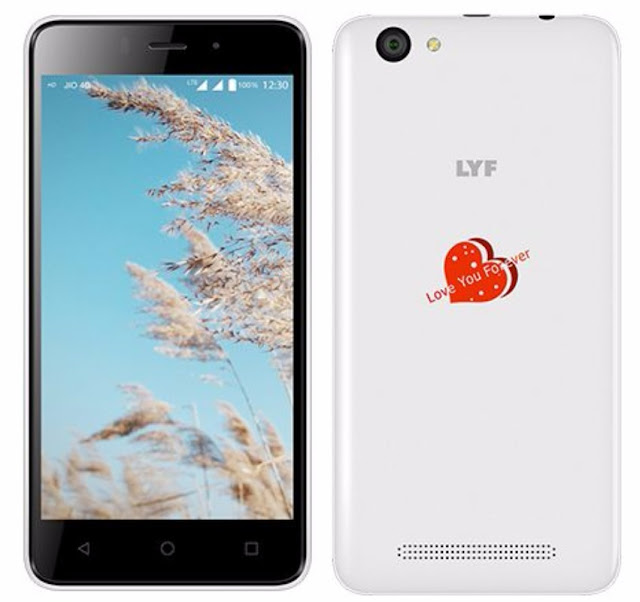Reliance LYF Wind 6