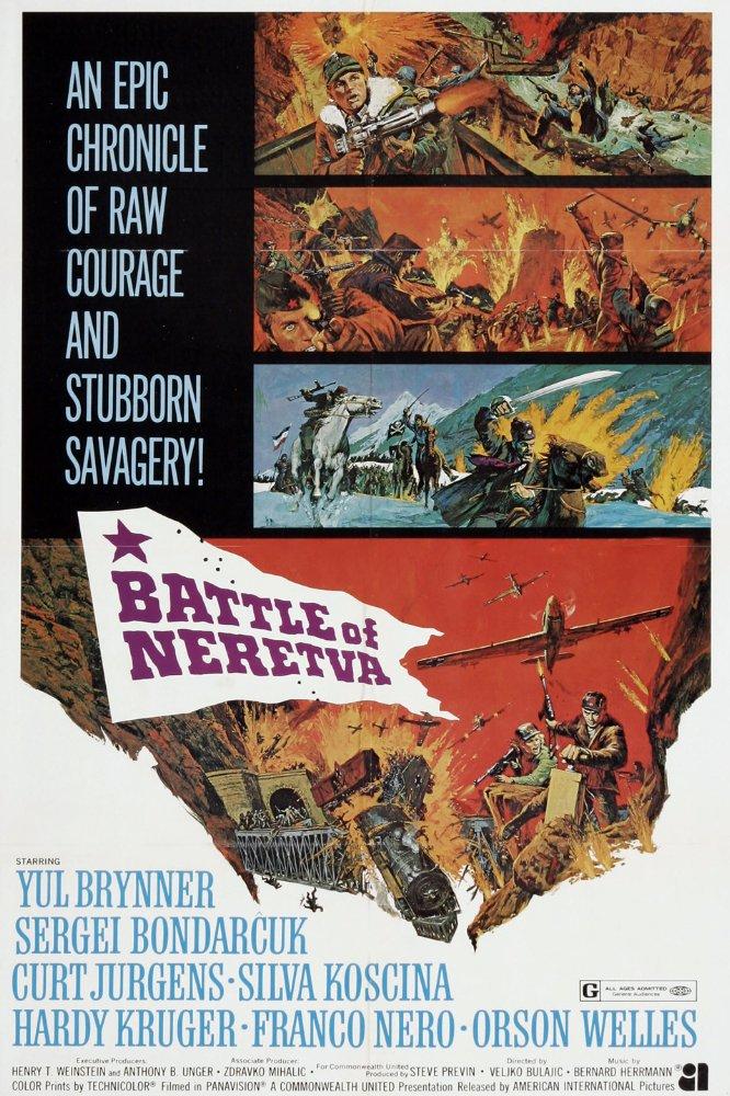 The Battle of Neretva