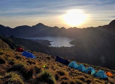 10 misteri gunung Rinjani