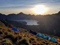 10 misteri gunung Rinjani dan kisah mistis para pendaki