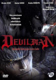 Devilman O Filme – Dublado (2004)