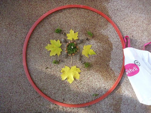 Basteln im Herbst mit Kindern