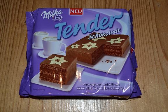 Judy Blog Milka Tender Kuchen Schokolade