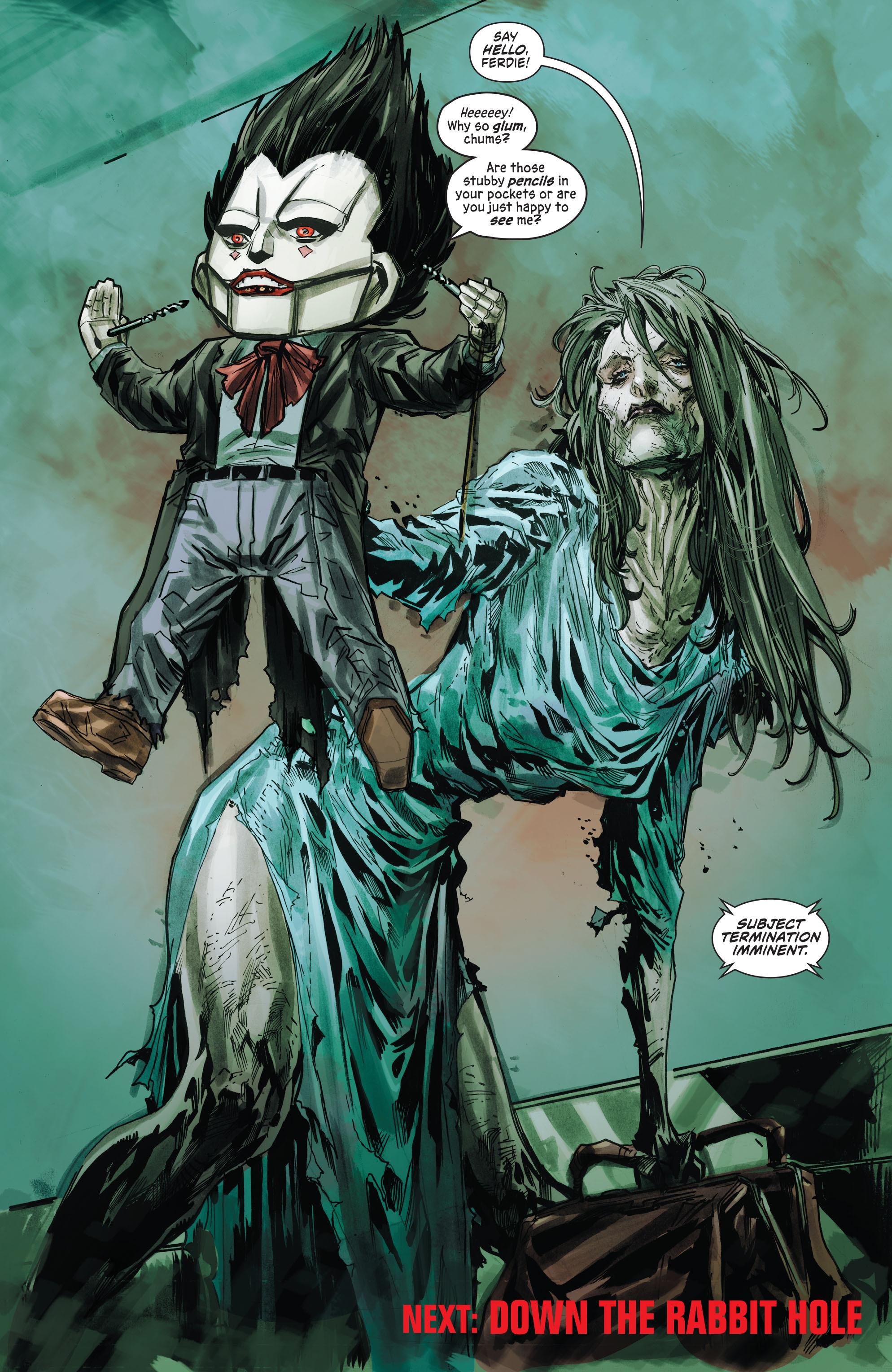 Read online Secret Six (2015) comic -  Issue #1 - 21