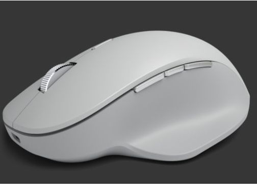 Microsoft Surface Precision Mouse Can Control Three PCs At The Same Time