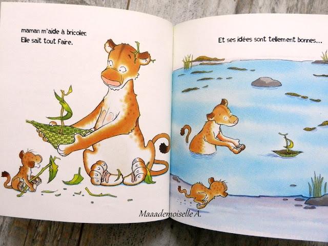 Sélection de livres sur les mamans (Et dans leur bibliothèque il y a... # 1) : Comme maman