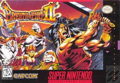 Breath of Fire 2 SNES