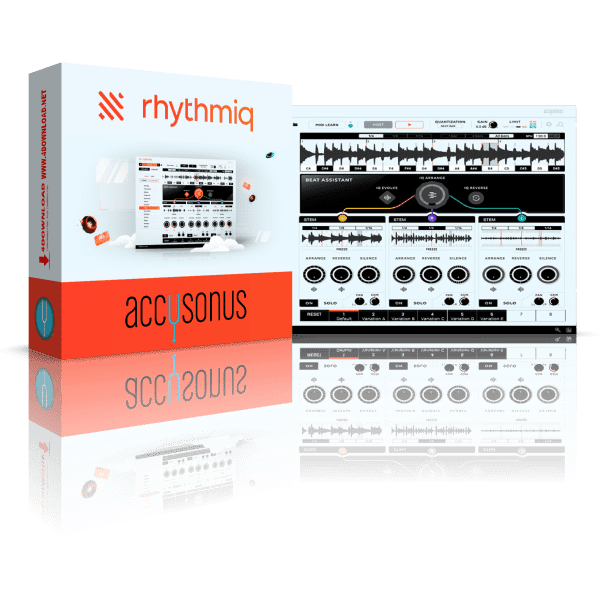 Accusonus Rhythmiq v1.0.7 Full version