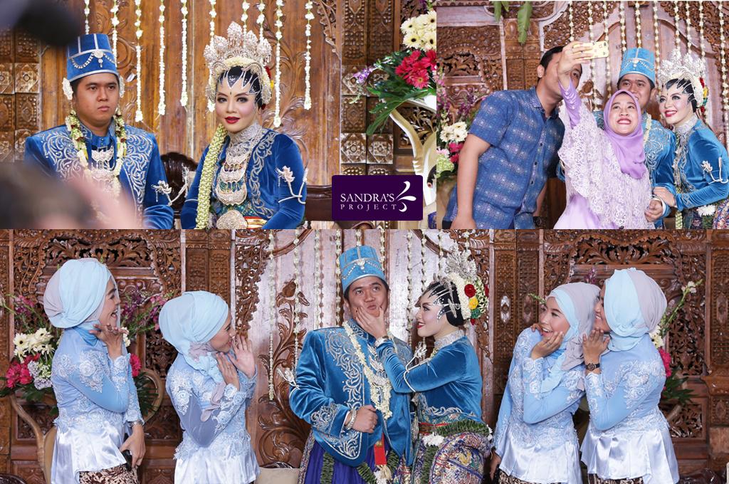 Pernikahan Adat Jawa Selly Dan Adit Di Yogyakarta: Sandra's Project Perancang Paket Pernikahan: PERNIKAHAN