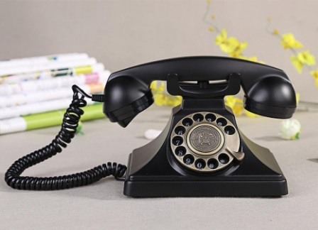 telepon klasik