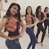 Desi Girls Dance On Hindi Movie Song