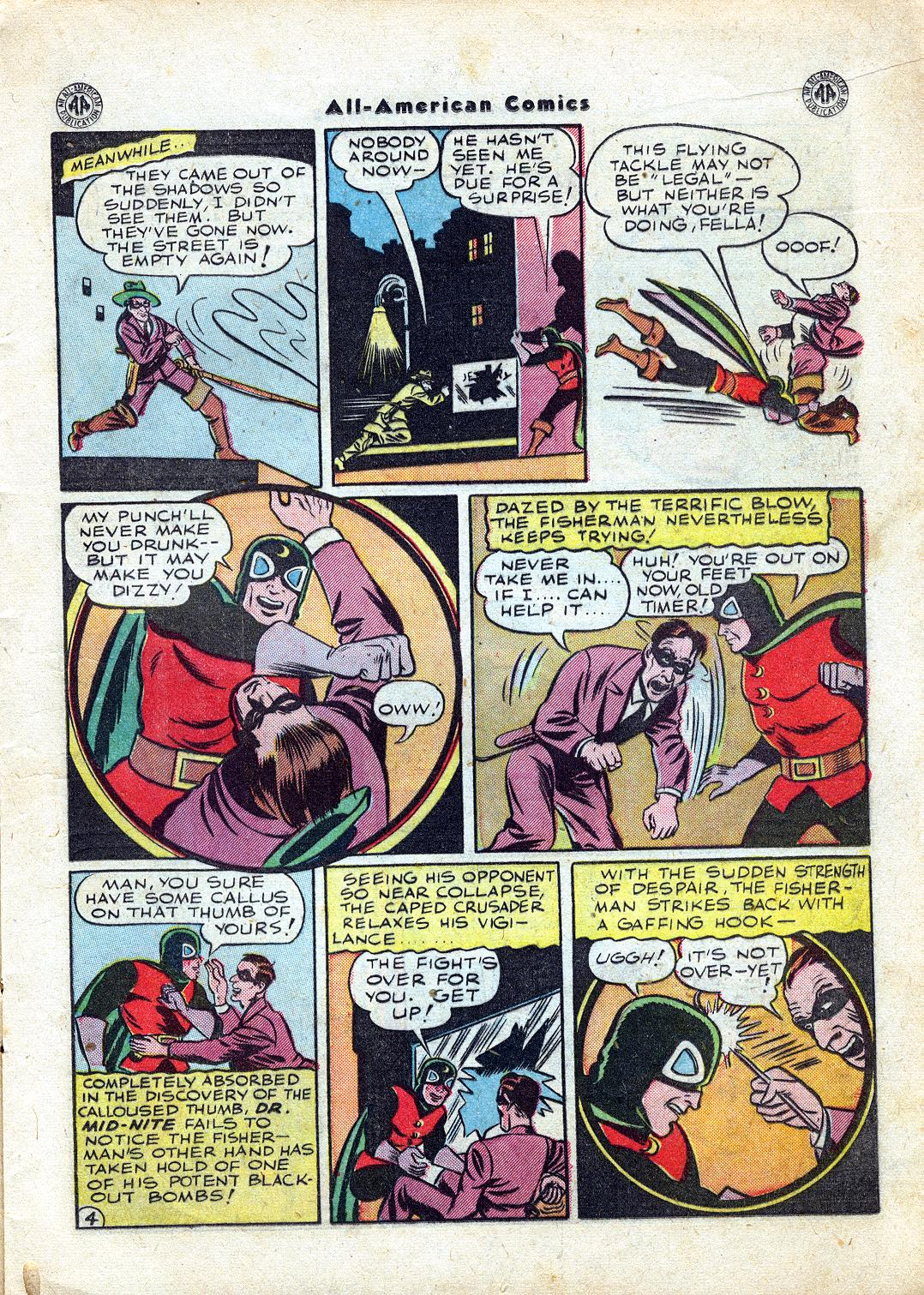 Read online All-American Comics (1939) comic -  Issue #69 - 20