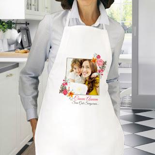 Anne mutfak önlükleri
