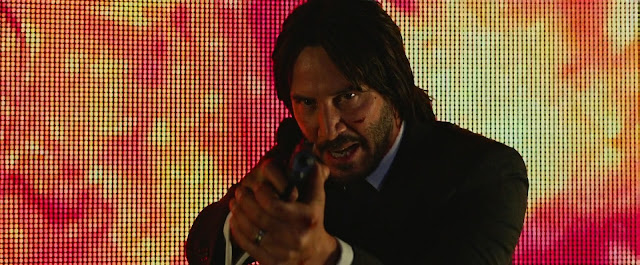 John Wick 2 HD 1080p Latino captura 3