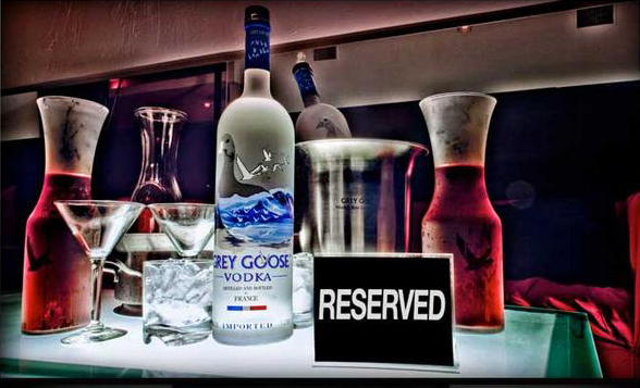 VIP services in Las Vegas nightclubs
