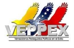 Comunicado de la Organización de Venezolanos Perseguidos Políticos en el Exilio (Veppex) en relación a las sanciones impuestas por los Estados Unidos al régimen de Nicolás Maduro.