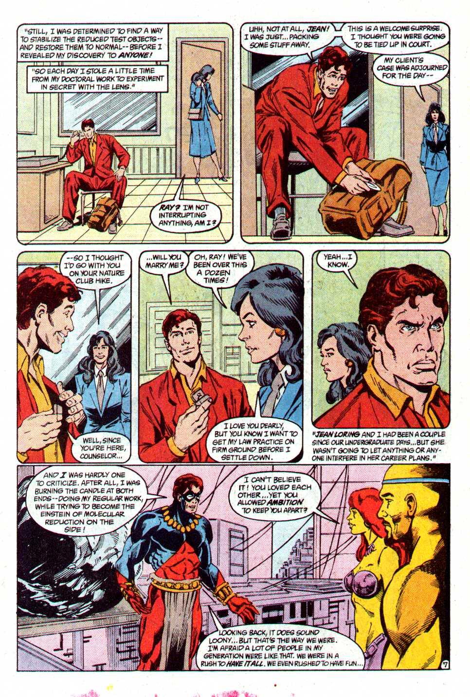 Read online Secret Origins (1986) comic -  Issue #29 - 9